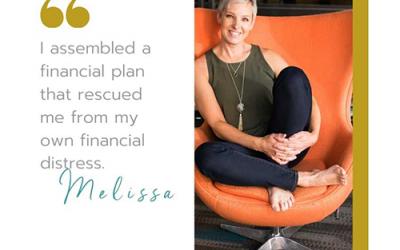 Melissa Pahl 💃 founder Melissa on Money
