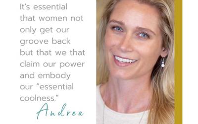 Andrea Gerrard Dow 💃 Healing Arts Director at Creators Space