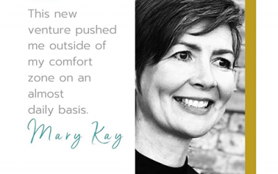 Mary Kay Ziniewicz 💃 Founder Bus Stop Mamas