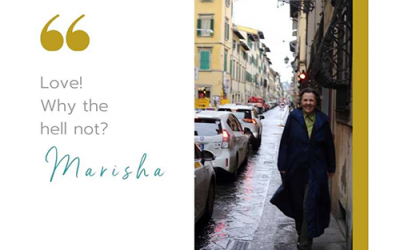 Marisha Chamberlain 💃 novelist, playwright and founder, Circle in the Field