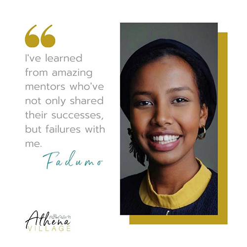 Fadumo Osman 💃 Entrepreneur