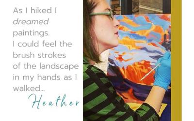 Heather Friedli 💃 Oil Painter