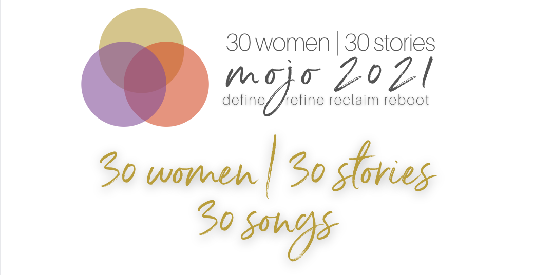 Sign up for the 2021 30 Women 30 Stories Community Project