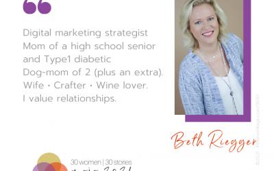 Meet Beth Riegger 💃  Keys 2 Success Marketing