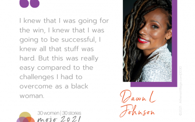 Meet Dawn L Johnson 💃  Your guide back to your authentic dope self