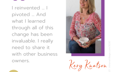 Meet Kery Knutson, Founder & Communication Coach-sultant 💃  UpLevel Consulting