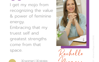 Meet Rachelle Niemann 💃  Holder of Space