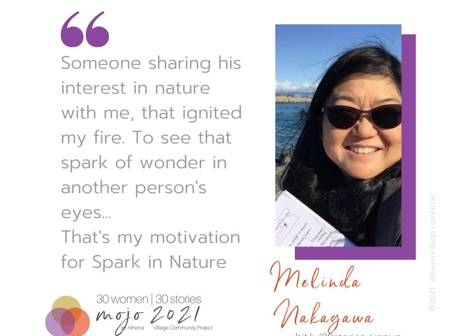 Meet Melinda Nakagawa 💃  Nature Connection Mentor, Spark in Nature