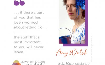 Meet Amy Walsh 💃  Amy Walsh, Visual Artist and Brand Educator