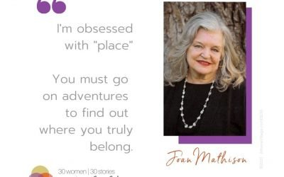 Meet Joan Mathison 💃  guide and storyteller @ Adventures with a Locavore
