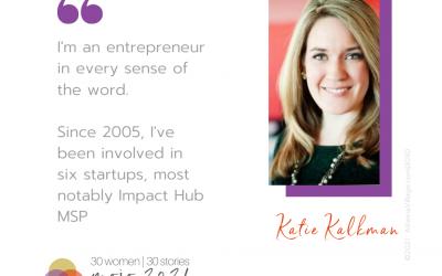 Meet Katie Kalkman 💃 Executive Director Impact Hub MSP