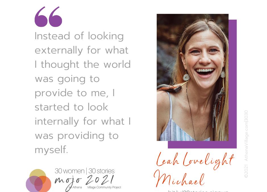 Meet Leah Lovelight Michael 💃  Co-Creator of REVEAL Retreats – Lover of Love