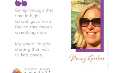 Meet Nancy Gerber 💃