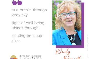 Meet Wendy Blomseth 💃  PhotoPoet